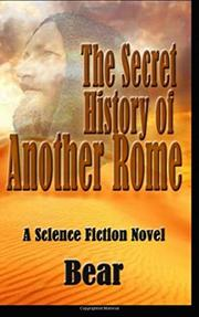 The Secret History of Another Rome Cover