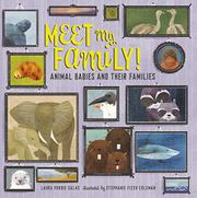 MEET MY FAMILY! by Laura Purdie Salas