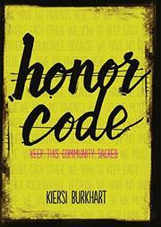 HONOR CODE by Kiersi Burkhart