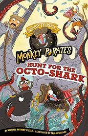 HUNT FOR THE OCTO-SHARK by Michael Steele