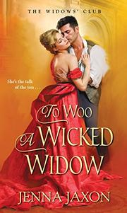 TO WOO A WICKED WIDOW  by Jenna  Jaxon