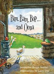BIM, BAM, BOP… AND OONA by Jacqueline Briggs Martin