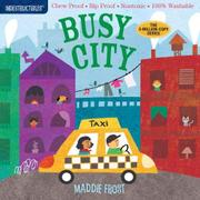 BUSY CITY by Maddie Frost