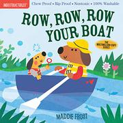 ROW, ROW, ROW YOUR BOAT by Maddie Frost