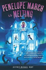 PENELOPE MARCH IS MELTING by Jeffrey Michael Ruby