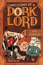 CONFESSIONS OF A DORK LORD by Mike Johnston