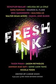 FRESH INK by Lamar Giles