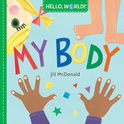 MY BODY by Jill McDonald