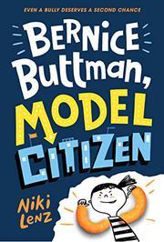 BERNICE BUTTMAN, MODEL CITIZEN by Niki Lenz