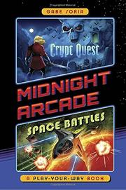 CRYPT QUEST/SPACE BATTLES by Gabe Soria