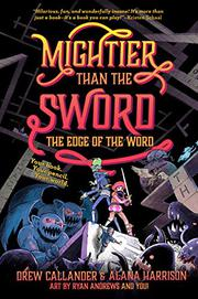 THE EDGE OF THE WORD by Drew Callander