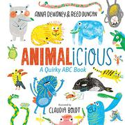 ANIMALICIOUS by Anna Dewdney