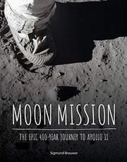 MOON MISSION by Sigmund Brouwer