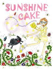 SUNSHINE CAKE by September   Scott