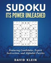 SUDOKU by David Klein