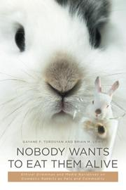 NOBODY WANTS TO EAT THEM ALIVE by Gayane F. Torosyan