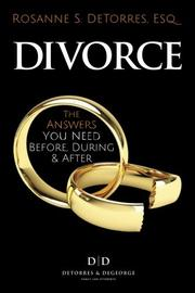 Divorce by Rosanne DeTorres