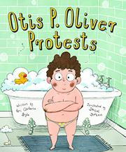OTIS P. OLIVER PROTESTS by Keri Claiborne Boyle