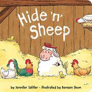 HIDE 'N' SHEEP by Jennifer Sattler
