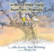 WITH A LITTLE HELP FROM MY FRIENDS by John Lennon