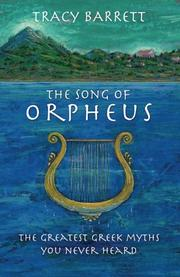 The Song of Orpheus by Tracy Barrett