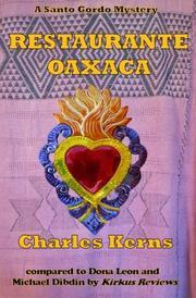 RESTAURANTE OAXACA by Charles Kerns