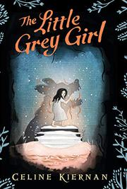 THE LITTLE GREY GIRL by Celine Kiernan