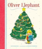 OLIVER ELEPHANT by Louise Peacock