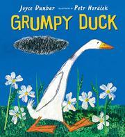GRUMPY DUCK by Joyce Dunbar