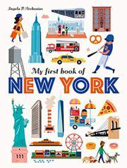 MY FIRST BOOK OF NEW YORK by Ingela P. Arrhenius