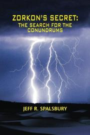 Zorkon's Secret by Jeff R. Spalsbury