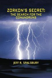 Zorkon's Secret by Jeff R. Spalsbury
