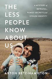 THE LESS PEOPLE KNOW ABOUT US by Axton Betz-Hamilton