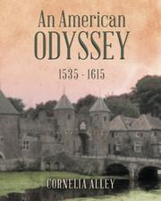 AN AMERICAN ODYSSEY by Cornelia Alley