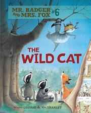 THE WILD CAT by Brigitte Luciani