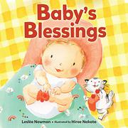 BABY'S BLESSINGS by Lesléa Newman