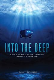 INTO THE DEEP by Christy Peterson