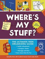 WHERE'S MY STUFF? 2ND EDITION by Samantha Moss