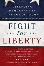 FIGHT FOR LIBERTY by Mark Lasswell