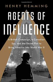AGENTS OF INFLUENCE by Henry Hemming