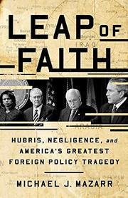 LEAP OF FAITH by Michael J. Mazarr