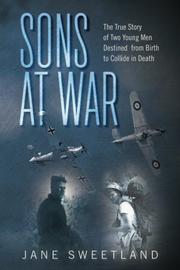 SONS AT WAR Cover