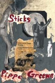 Sticks by Pippa Greene