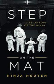 STEP ON THE MAT by Ninja  Nguyen