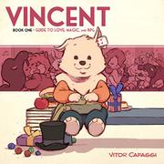 VINCENT  BOOK ONE by Vitor Cafaggi