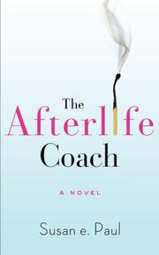 THE AFTERLIFE COACH Cover