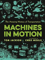MACHINES IN MOTION by Tom Jackson