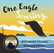 ONE EAGLE SOARING by Robert Budd