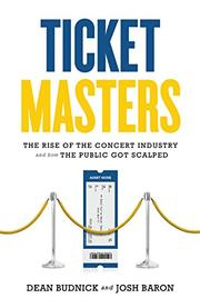 TICKET MASTERS by Dean Budnick