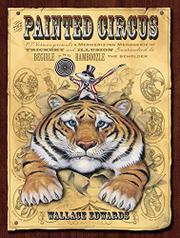 Book Cover for PAINTED CIRCUS